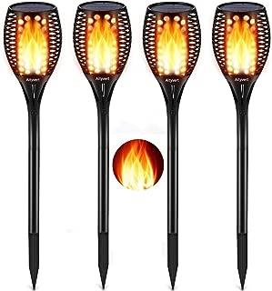 solar tiki torches canada