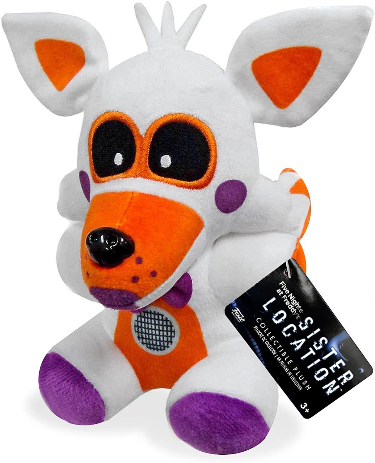 FunKo Five Nights at Frotdys  Sister Location - LOLBIT Exclusive 6 Plush Doll