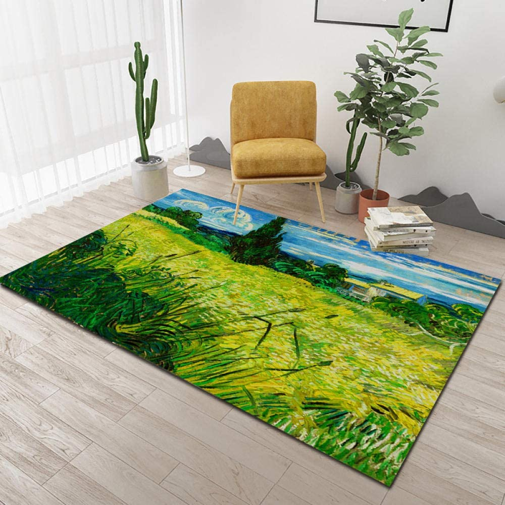 specialty shop Abstract Drawing Carpet Mattress New arrival European Wind pad American and