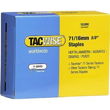 20,000 box Série Type 71//12 agrafes 12mm recouvert de fournitures