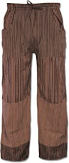 Men's Puttin' on The Jams Patchwork Pants - Casual Unisex Lounge Bottoms by Soul Flower