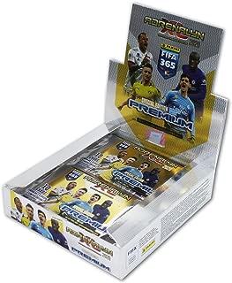Panini 003383D Adrenalyn XL Trading Cards FIFA 365 Season 2019/2020 Premium Edition Display 10 Cards per Booster Multi-Coloured