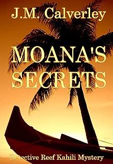 Moana's Secrets (Detective Reef Kahili Book 2)