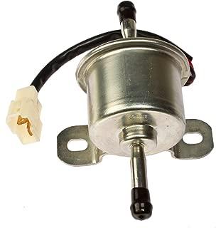 Mover Parts Fuel Pump 49040-2065 490402065 12V Fit Kawasaki Small Engine Mower ATV Generator