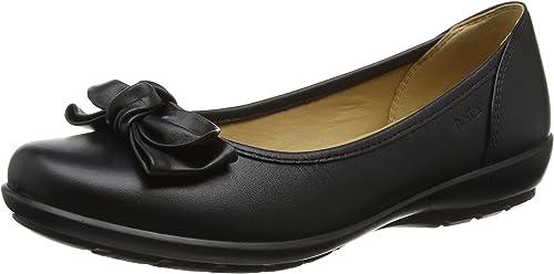 Hotter Ladies , Chaussures Bateau pour pour pour Femme Noir Noir 36.5 92e