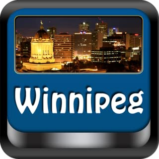 Winnipeg Offline Map Travel Guide(Kindle Tablet Edition)