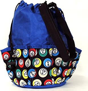 Nannicola Inc. Bingo Dauber Bag- Bingo Ball Design