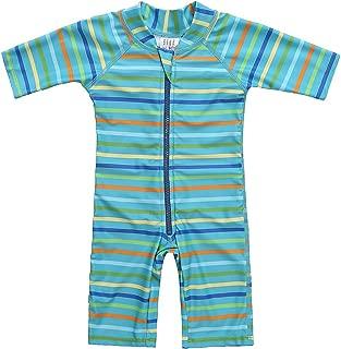 beautyin Baby Girls Boys Rash Guard Long Sleeve Swimming Costume