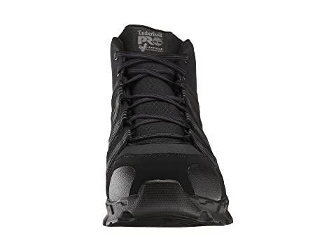 Timberland Synthetic ESD Powertrain Safety Black Mid Alloy Toe PRO 48Wq4rwf