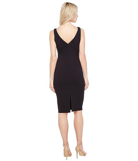 Wide Range Of Online Donna Morgan Sleeveless Stretch Crepe Bodycon Dress Marine Navy Websites Sale Online e24Sz9PEP