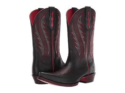 Ariat Tailgate (Black) Cowboy Boots
