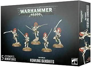 Warhammer Games Workshop 40,000: Craftworlds Howling Banshees