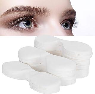 Oogmasker Papier, 600 Stks Wegwerp Katoen DIY Oogmasker Papier Schoonheidssalon Oogmasker Vel voor Hydraterende)