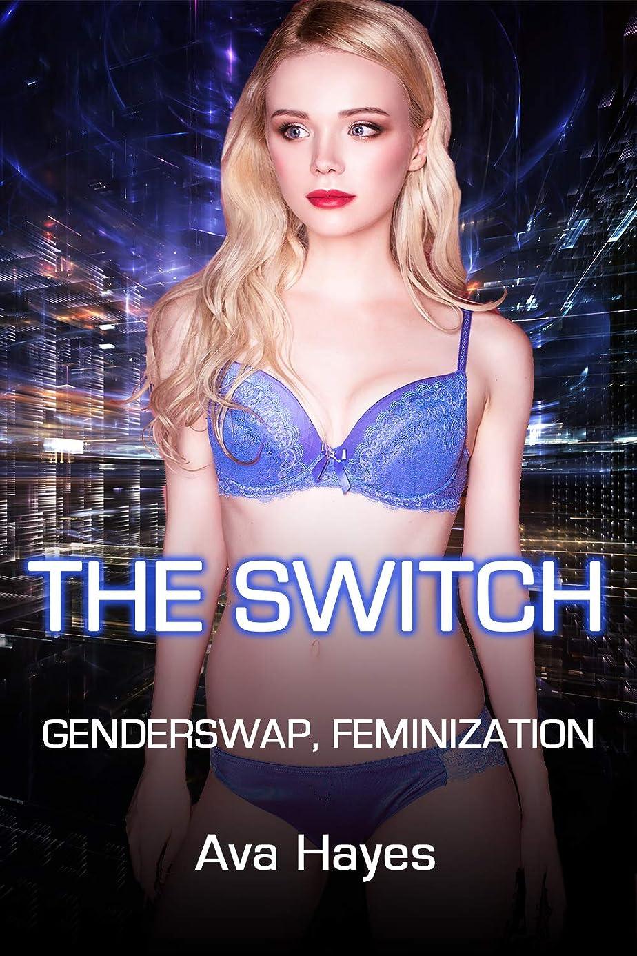 スタジオ甘美なほぼThe Switch: Genderswap, Feminization (English Edition)
