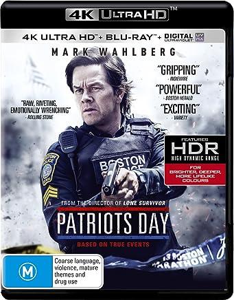 Patriots Day    (4K Ultra HD)