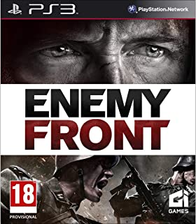 Enemy Front by CI Games - PlayStation 3