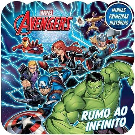 Marvel Minhas Primeiras Historias - Avengers