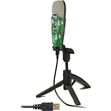 CAD Audio U37SE-C USB Cardioid Condenser Studio Recording Microphone