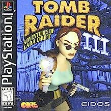 Tomb Raider III: Adventures of Lara Croft (Renewed)