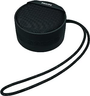 Philips BT40 Portable Bluetooth Speaker(Black, Mono Channel)