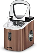 Tramontina 80901/535DS Stainless Steel Ice Maker, Bronze
