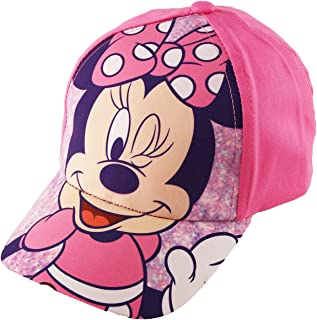 Toddler Hat for Girl's Ages 2-7, Minnie Mouse Kids...