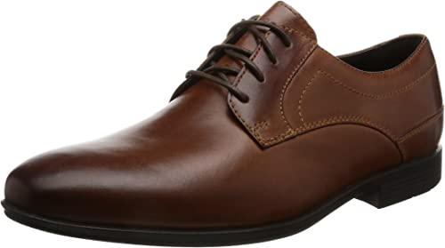Rockport Style Connected Plain Toe, Derby para Hombre