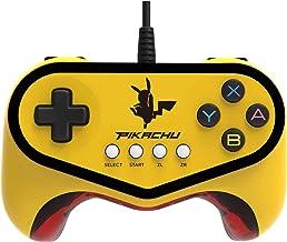 Controle Hori Pokken Tournament Pro Pad Pikachu Switch Wii U