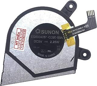 wangpeng New Laptop CPU Cooling Fan for Lenovo IdeaPad Yoga 2 13 EG50040S1-C450-S99 DC28000E4S0