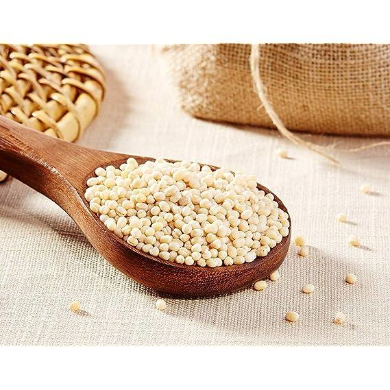 Qzine 100% USDA Certified Organic Urad Dal (White) Pouch, 1000 g