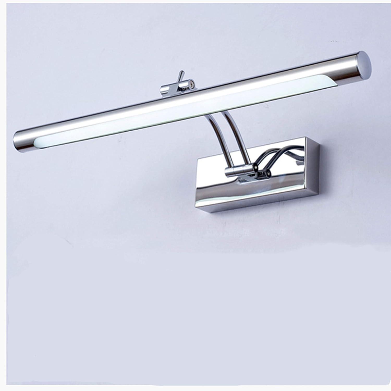 Spiegelleuchte Bad Badezimmerspiegel Lampe Licht Wasserdichte Wand Montiert Einstellbar 8 Watt Moderne Innenbeleuchtung Waschraum Wc Make-Up Kommode 110 V 220 V