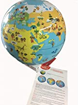Amazon.es: globo terraqueo inflable
