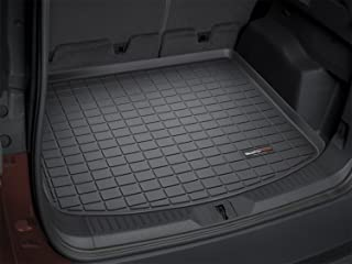 WeatherTech Cargo Liner Floor Mat Tailored Suitable for: BMW 5-Series/M5 E34 Sedan 1989-95|Black CargoLiner
