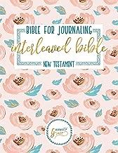 Bible for Journaling: Interleaved Bible: New Testament