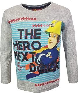 Boys T-Shirt Long Sleeve