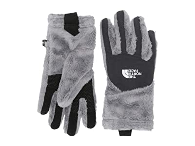The North Face Kids Osito Etiptm Gloves (Big Kids) (Meld Grey) Extreme Cold Weather Gloves