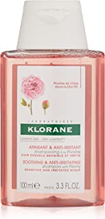 Klorane Shampoo Pivoine/Chine, 100 ml