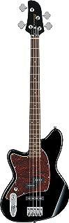 Ibanez TMB 4 String Bass Guitar, Left, Black (TMB100LBK)