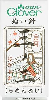 Clover 金耳針 三ノ二 No.9 25本入り 11-134
