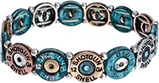 shell casing bracelet