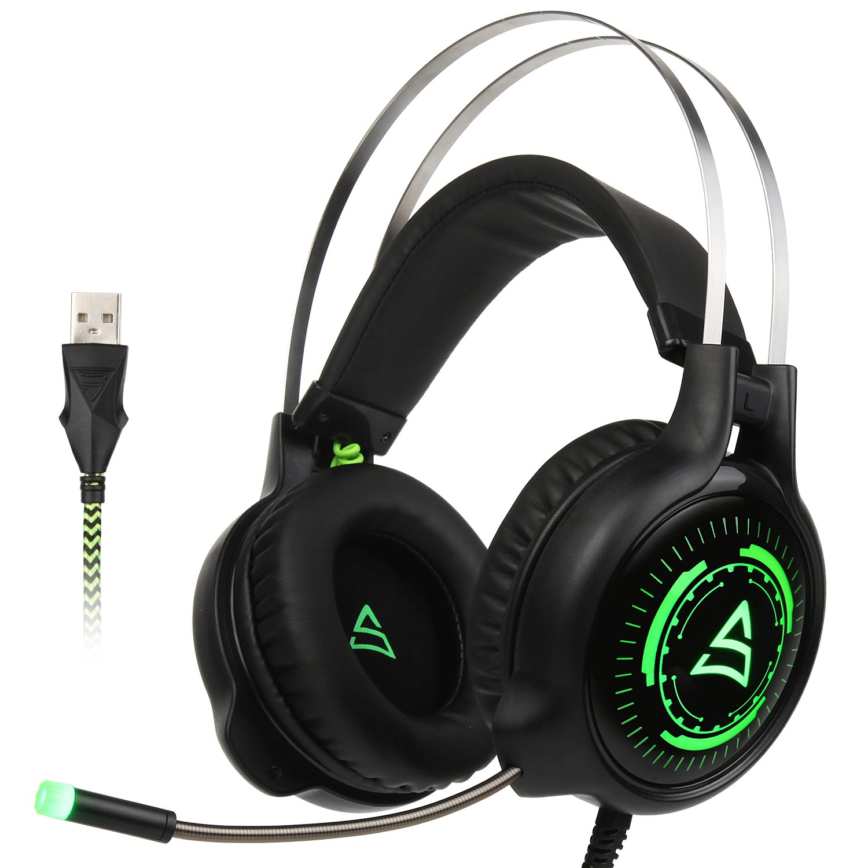 SUPSOO Headphone G815 Computer Isolating