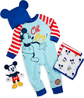 Disney Mickey Mouse Gift Set for Baby Size 12-18 MO
