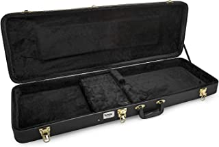 Knox Gear Electric Guitar Hard shell Protective Carrying Case