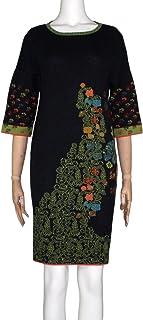 IVKO Dress Intarsia Pattern