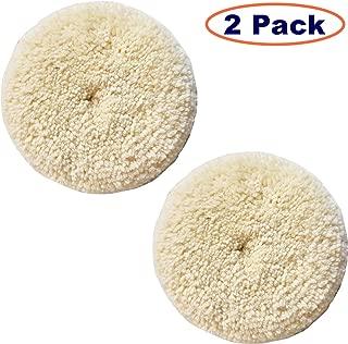 7 steel wool buffing pads