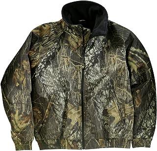 Mossy Oak New Break-Up - Heavyweight Fleece Camoflauge Jackets in Sizes: XS-6XL
