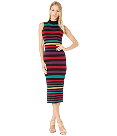 BCBGeneration Sleeveless Sweater Dress (Multi) Women