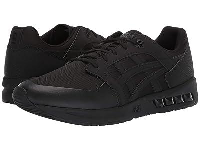 ASICS Tiger Gel-Saga SOU (Black/Black 1) Men