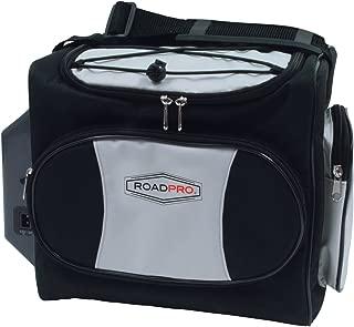 RoadPro Soft Sided 12 Volt Travel Cooler Bag