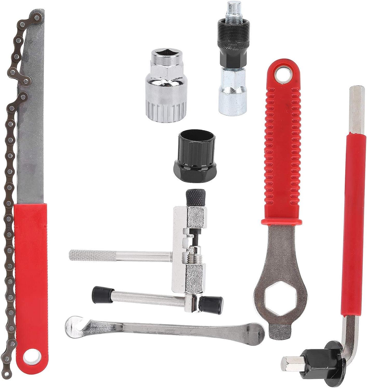 Wallfire Bike Repair Tool Kit Freewheel Max 42% OFF T Remove 8-in-1 Flywheel Brand Cheap Sale Venue